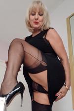 Lorna Blu of Manchester
